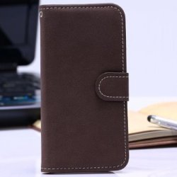"Luv You Iphone 6 4.7"" Case,Brown Vintage Trend Retro Style Lv-Yo Design Style Beautiful High Quality Luxury Premium Pu Leather Feature Flip Magnet Wallet Stand Smart Case Cover Protective With Id Credit Card Holder Slots Cute Case Fit For Apple Iphone Ver"