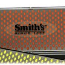 Smith'S Dbsf115 11-1/2-Inch Fine Diamond Bench Stone W/Micro Tool Sharpening Pad