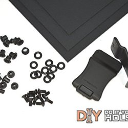 "Kydex (Boltaron) Holster Diy Kit W/ Quick Clips (1.5"" Belts)"