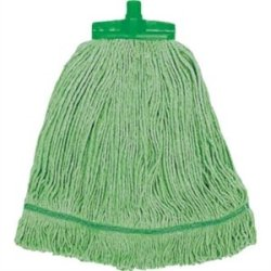 Syntex Kentucky Mop Head Green Coloured Yarn.