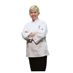 Chef Revival Lj027-Xl White X-Large Ladies Chef Jacket