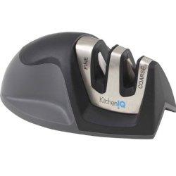 Kitcheniq 50009 Edge Grip 2 Stage Knife Sharpener - 2 Pack