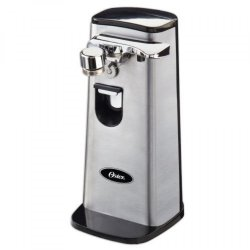 Oster Electric Can Opener, Stainless Steel, Fpstcn1300, New