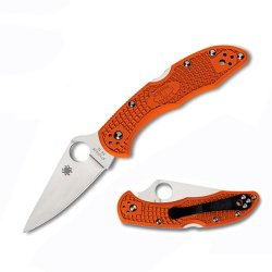 Delica 4, Flat Ground, Orange Frn Handle, Plain (Please See Item Detail In Description)