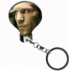 Generic High Quality Key Chain Pc Card Custom Design With Jason Statham On It