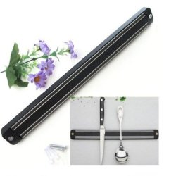 33Cm(13Inch) Wall Magnetic Knife Holder Rack Chef Rack Strip Utensil Kitchen Tool