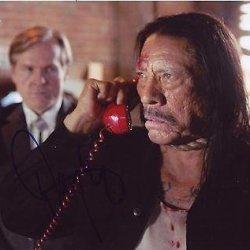 Danny Trejo Signed *Machete Kills* 8X10 Photo Machete Proof W/Coa #16