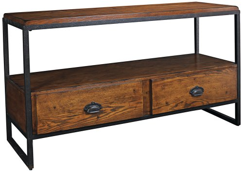 Image of Hammary Baja Entertainment Console Table (T20750-T2075286-00)