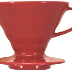 Hario Coffee Dripper V60 Size 02 Red