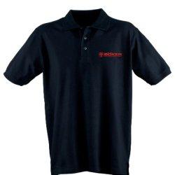 Boker Polo Shirt (Large, Black)