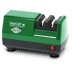Guide Gear By Edgecraft Electric Knife Sharpener Green