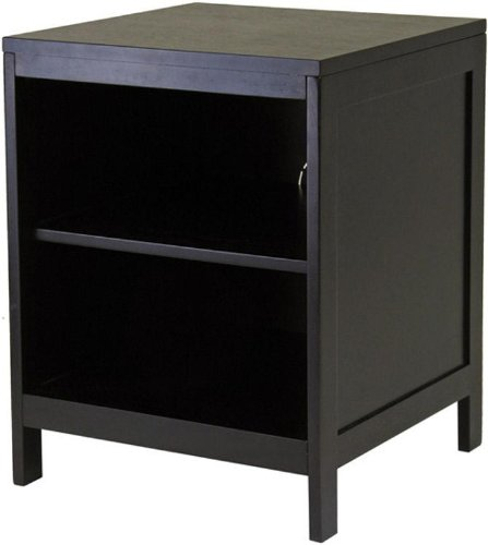 Image of Hailey TV Stand - Winsome 92619 TV Stand (92619-1)