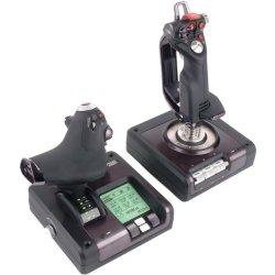 Saitek Ps34 X52 Pc Pro Flight Control System