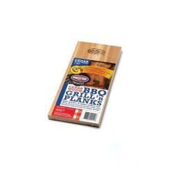 Kingsford Cedar Grilling Planks Bbq Smoker Salmon Fish Smokey Flavor New