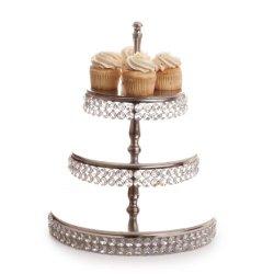 Dress My Cupcake Dmc97151 Crystal Cupcake And Dessert Stand