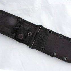 Esee-5 Esee-6 Knives Molle Back Black