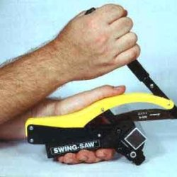 """Sw-130 Swing-Saw Portable Hack Saw & Vise Combo. Square - Cut Up To 1-1/2"""""""
