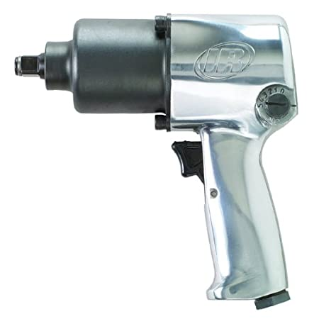 This Ingersoll Rand air impact wrench was introduced over 25 years ago and has been continuously refined. Offers the sheer power and performance features to tackle the toughest jobs with ease - as well as proven durability and economy. CFM at Load: 2...