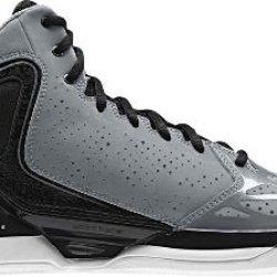 """Adidas Rose 773 """"Derrick Rose"""" Men'S Basketball Shoes (9.5, Grey/White/Black)"""