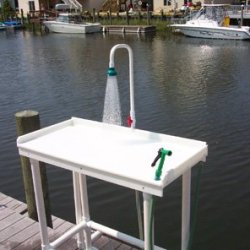 Filet-A-Fish Cleaning Table