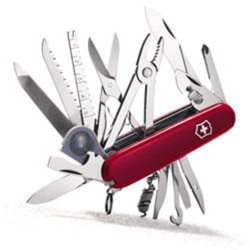 Swiss Army Knife, Swisschamp, Red, Victorinox 53501, New In Box