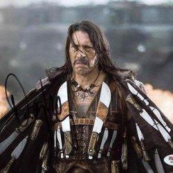 Danny Trejo Machete Kills Signed 8X10 Photo #W24839 - Psa/Dna Certifie