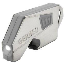 Gerber 31-000338 Microbrew Keychain Light Led, White