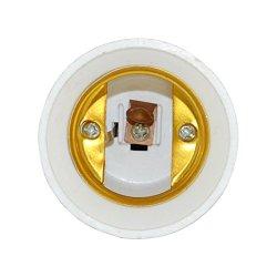 E12 - E27 Edison Screw Lamp Light Bulb Socket Base Cap Converter Adaptor Holder