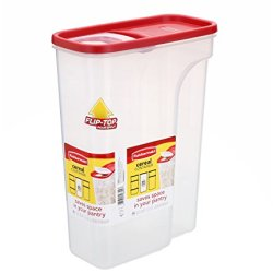 Rubbermaid  Modular Cereal Keeper, 22 Cup, Large