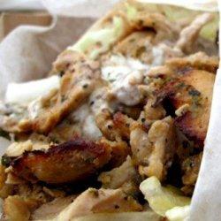 Ajika Organic Shawarma Seasoning Blend - For Sliced Meat, 2.7-Ounce