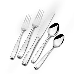 St. James Grand Isle 18/10 Stainless Steel 45Pc Set, Service For 8