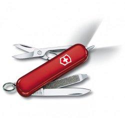 Victorinox Swiss Army Signature Lite Pocket Knife, Red
