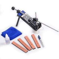 Professional Knife Sharpener Kitchen Fix Fixed Angle Sharpening System And Stone