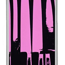 Purple Knives Pc Case Cover For Iphone 5C Transparent