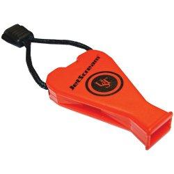 Ultimate Survival Technologies Jetscream Whistle, Orange