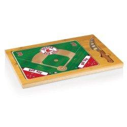 Mlb Boston Red Sox Icon Cheese Set (3-Piece)