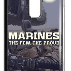Lilichen Cool Design Forever Collectible Usmc Marine Corps Case Cover For Lg G2 (Fit For At&T) -- Desgin By Lilichen