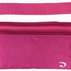 American Shield Travel Gear Small Bag For Wallet Credit Card, Watch.Outdoor Exercise Sport Running Run Fitness Pocket Purse Passport Cover.Agmini-C3 Pink