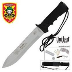 United Soa Navy Seals Negotiator Survival Knife