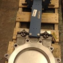 "12"" Inch Knife Gate Valve 150 Kgi 9462582-003 With Actuator Dezurik A53332"