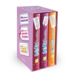 Dork Diaries - 3 Bände Im Schuber