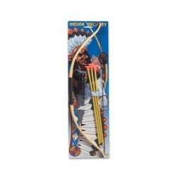Small Bow And Arrow Set [Toy](5Pc. Per Package)