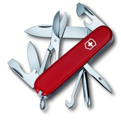 Victorinox Swiss Army Super Tinker Pocket Knife