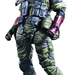 Square Enix Metal Gear Solid V: The Phantom Pain: Venom Snake Play Arts Kai Figure