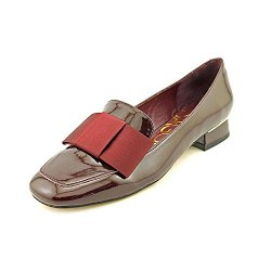 Kelsi Dagger Suzara Womens Size 8.5 Burgundy Moc Loafers Shoes