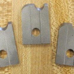 "Corob Molding Knife: #5 5/16"" Cove & 3/8"" Bead"