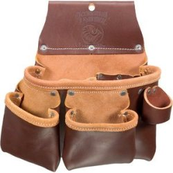 Occidental Leather 5017Db 3 Pouch Pro Tool Bag