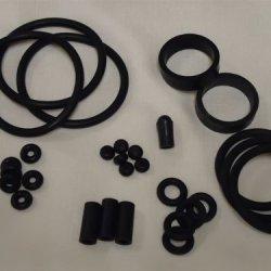 Data East Guns N Roses Pinball Black Rubber Ring Kit
