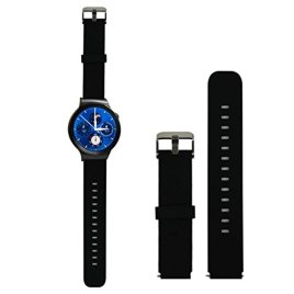 Creazy-Sport-Silicone-Watch-Band-Strap-with-Steel-Buckle-for-Huawei-Smart-Watch