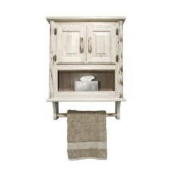 """Montana 30"""" X 40"""" Wall Mounted Cabinet Finish: Lacquered"""